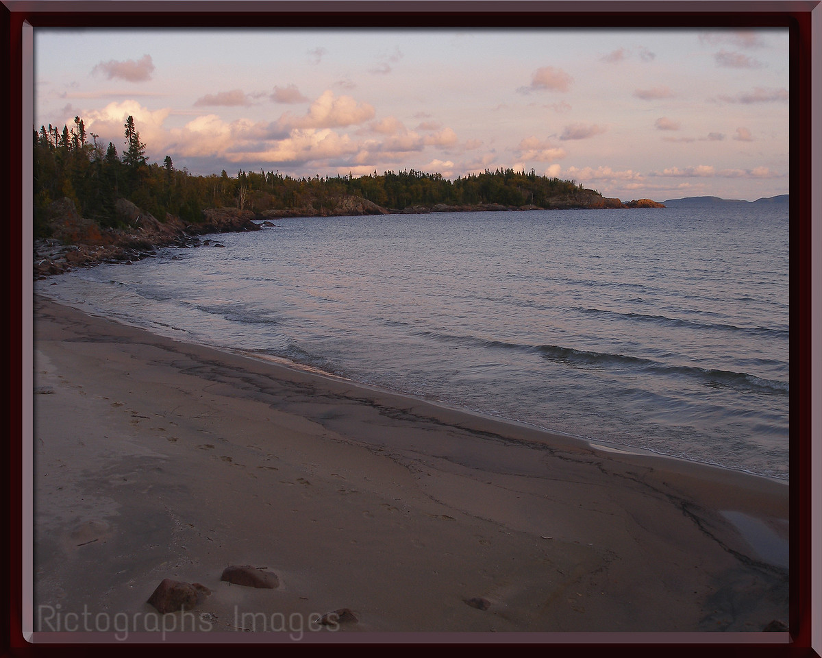 Lake Superior, Bluewater