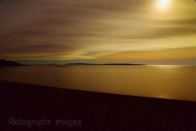 The Beach, Terrace Bay, Ontario, Canada