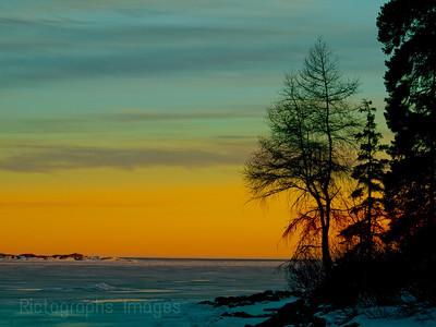Winter along Superior's Coast Waters and Waves Sculpting the North Shore of Lake Superior