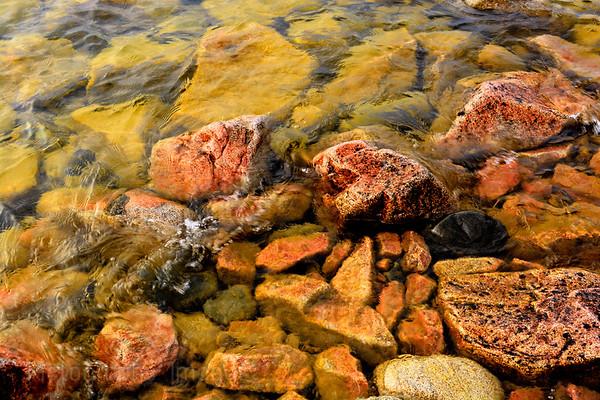 Lake Superior Rocks, Summer 2017