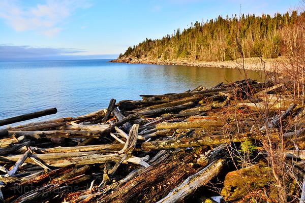 Lake Superior's Shore