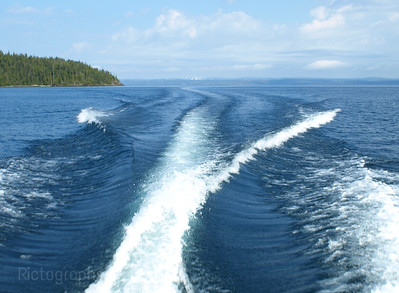 Slate Islands, Terrace Bay Ontario,