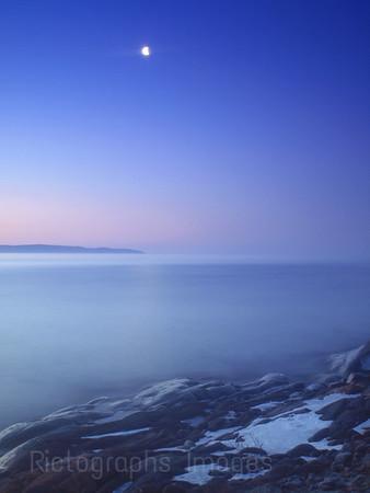 North Coast Lake Superior Waters and Waves Sculpting the North Shore of Lake Superior