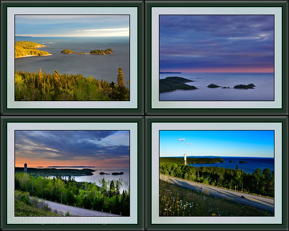 Terrace Bay, Ontario, Canada, Spring 2016 A Superior Collection Of Landscapes, Rictographs Images