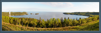 Lake Superior, Terrace Bay, The Bay, Ontario, Canada