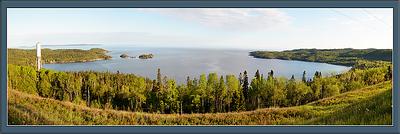 Lake Superior, Terrace Bay, The Bay, Ontario, Canada
