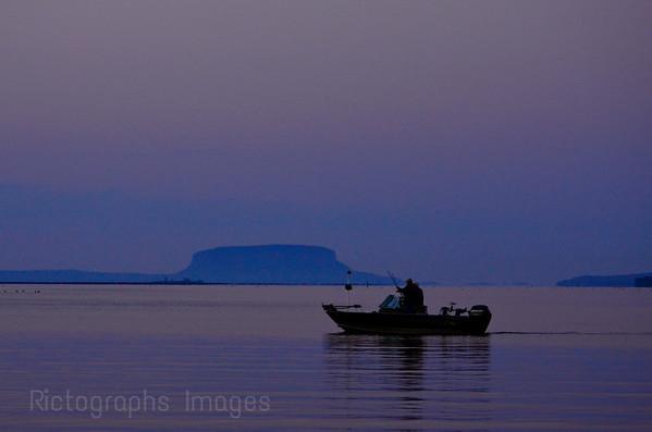 Going Fishing On Lake Superior, Summer 2017