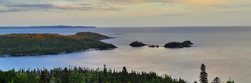 Lake Superior, Terrace Bay Ontario, Canada