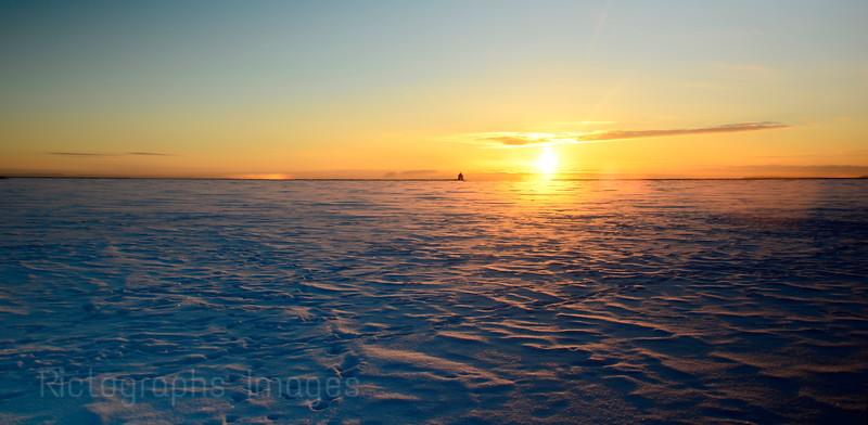 Superior Sun Rise