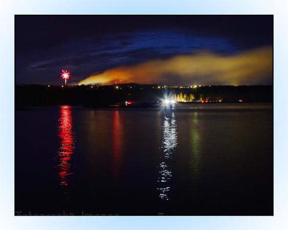 Fireworks July 1st 2016