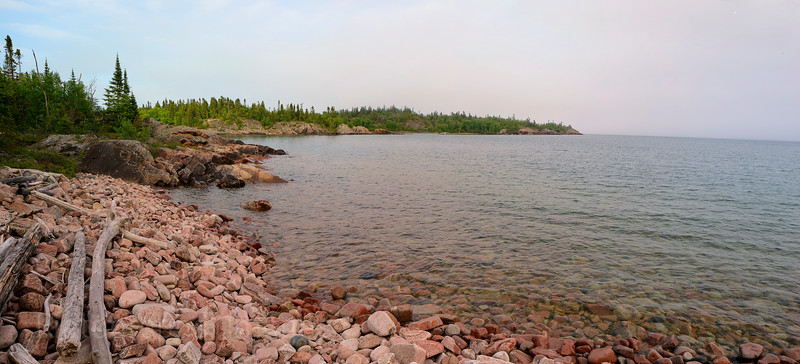 #A Lake Superior Panorama