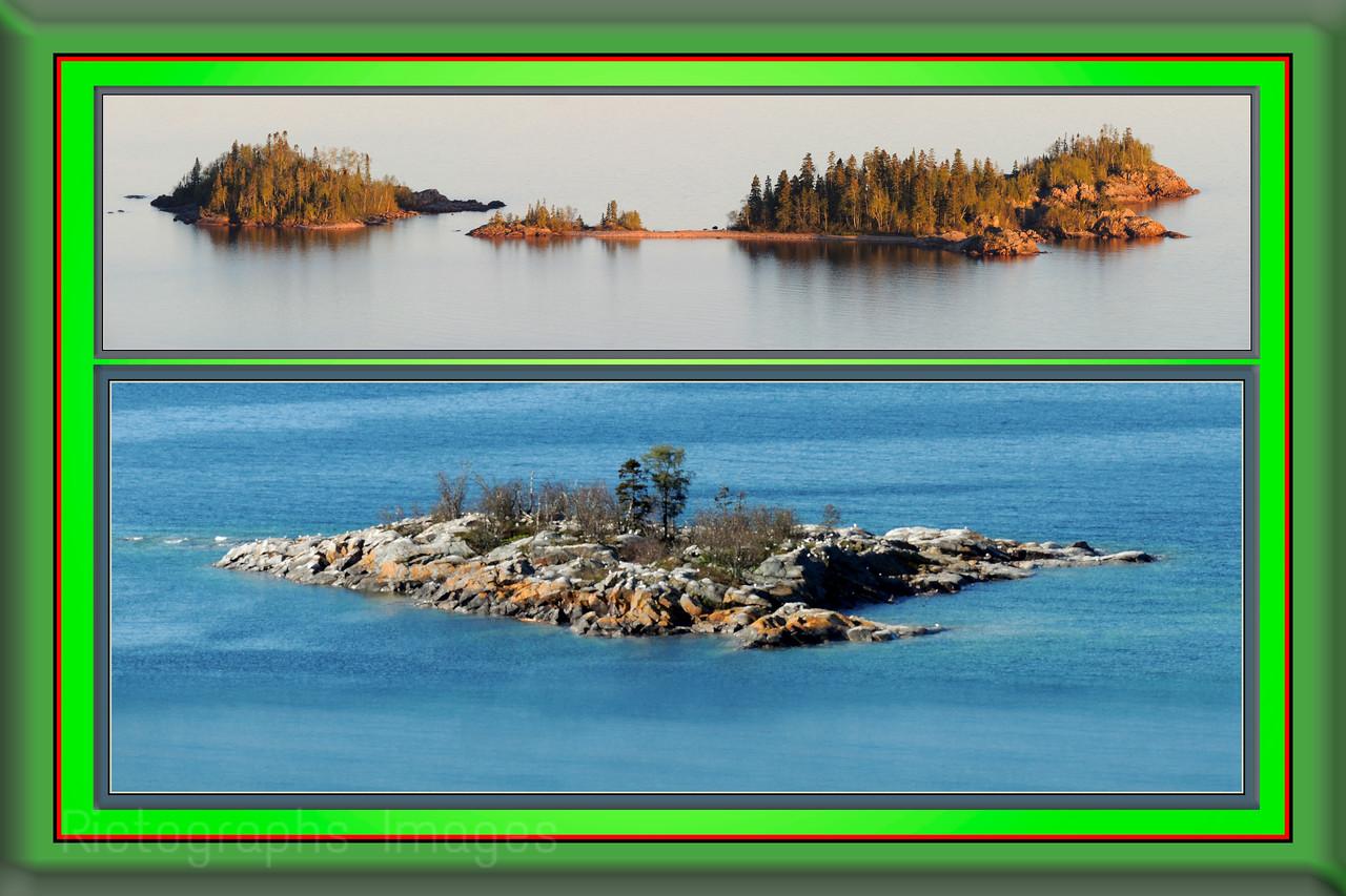 Lake Superior, Isles, Terrace Bay, Ontario, Canada