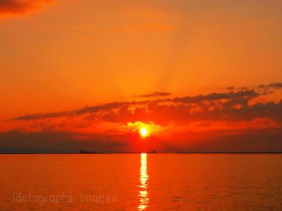 Lake Superior Morning, Summer 2020