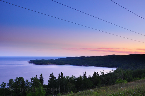 Terrace Bay, Lake Superior,