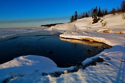 Lake Superior, Gitche-Gumee, Photos, March 2015, Terrace Bay, Ontario, Canada 22
