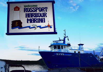 Rossport Harbour Marina, Ontario, Canada