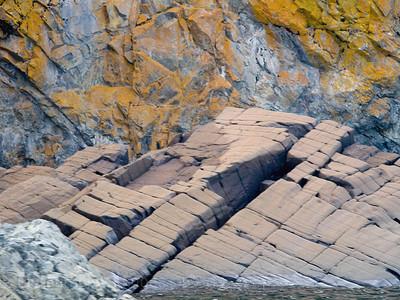 Shatter Cone Rocks