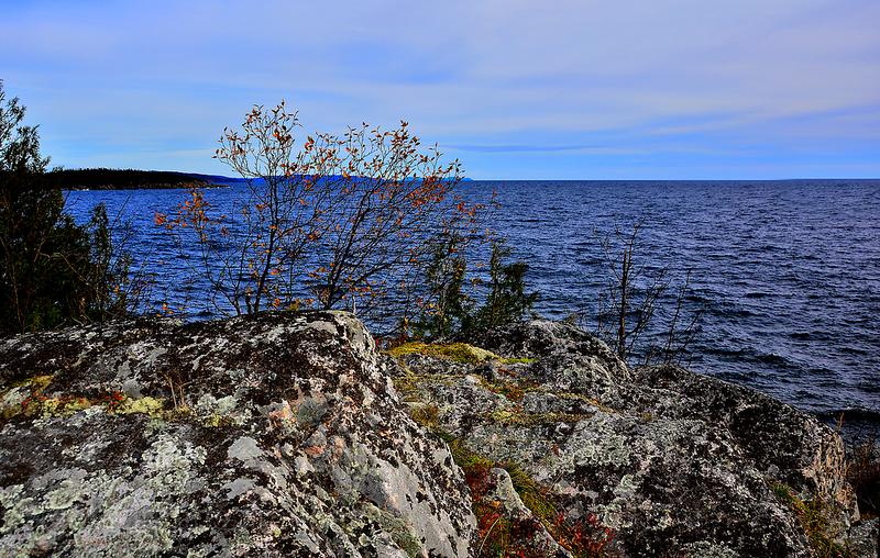 Lake Superior, Rocks, 2017, Rictographs Images