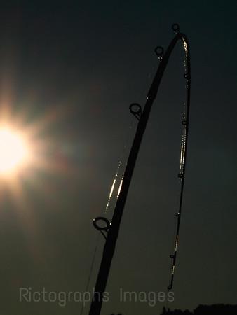 Fishing on The Big Lake
