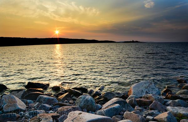 #A Lake Superior Landscape Image