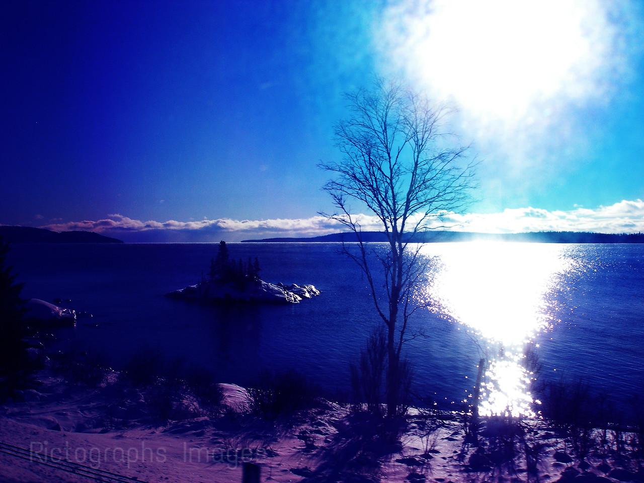 Carin Isle, Lake Superior, Rossport,Ontario, Canada