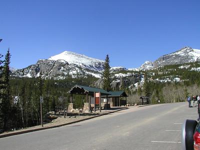 Glacier Basin 29 April, 2007