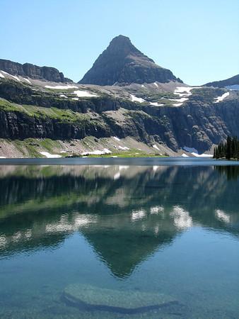Logan Pass and Hidden Lake
