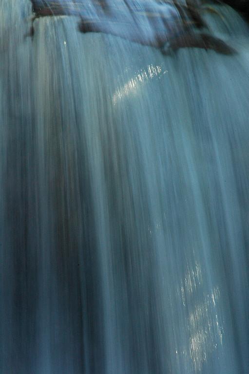 Cascade near Virginia Falls