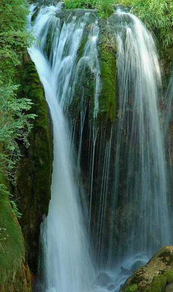 Roughlock Falls, SD