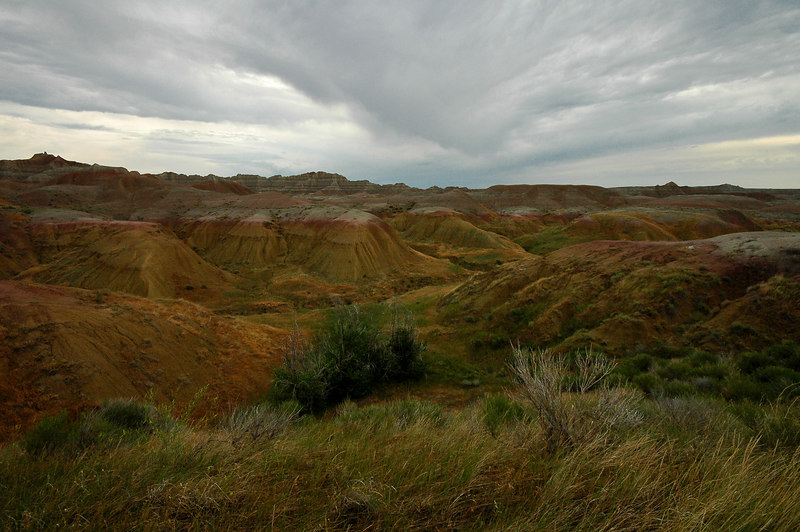 Badlands National Monument, SD