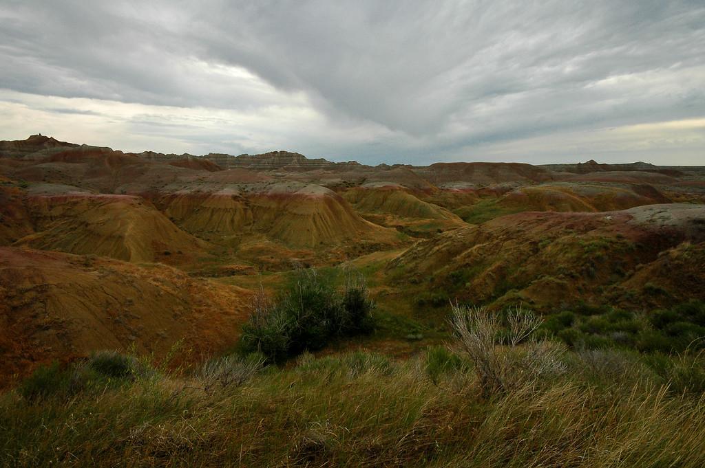 Badlands National Monument, SD