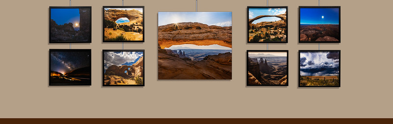 Sweetwater Picture Wall