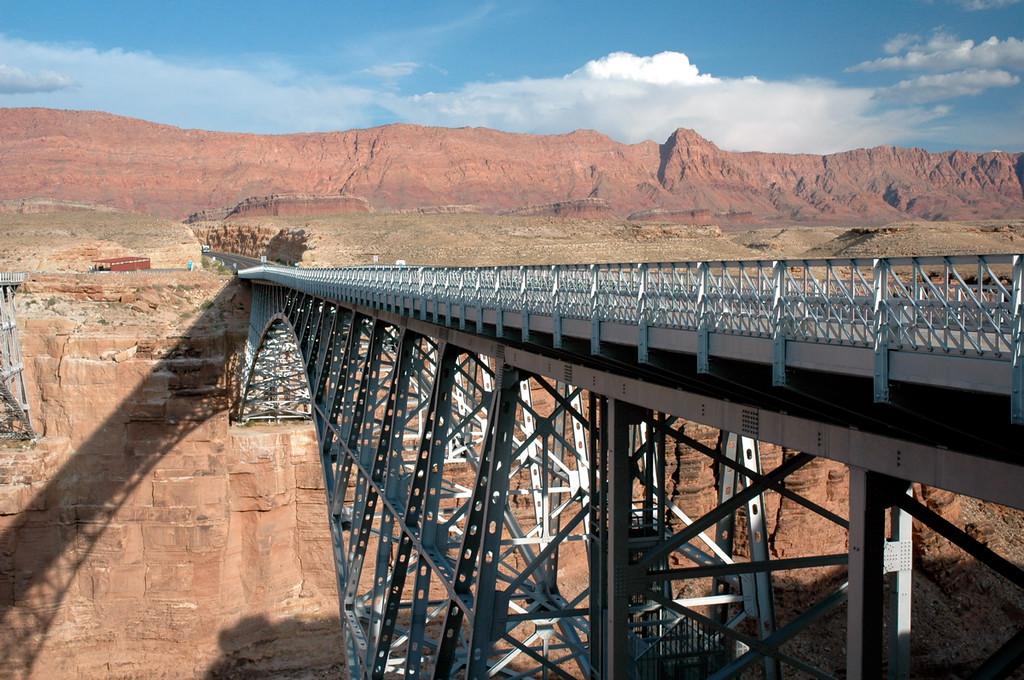 Navajo Bridge over the Colorado River