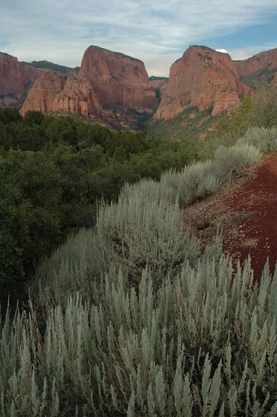 Zion National Park, Kolob Canyon
