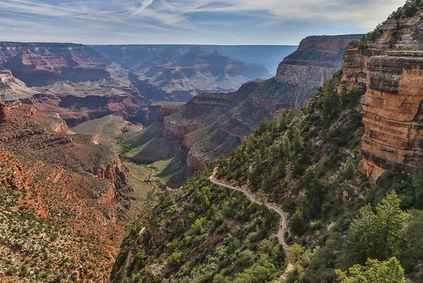 Grand Canyon and Horseshoe Bend