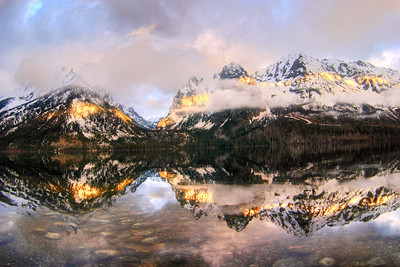Reflections of a Stormy Sunrise