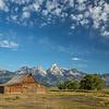 Mormon Barn in Grand Teton