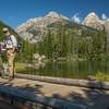 Hiking String Lake