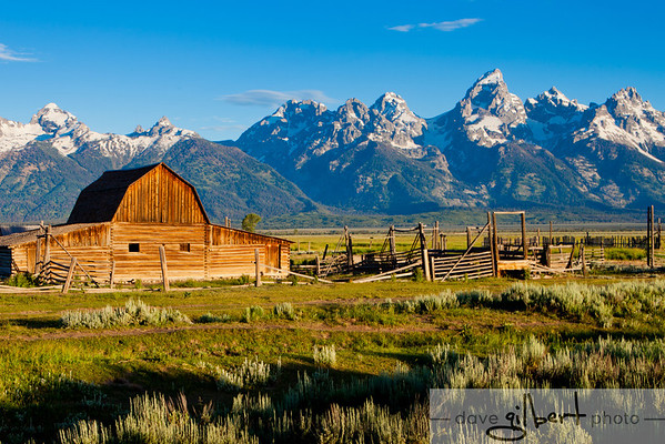 Grand Tetons & Yellowstone NP