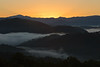 Sunrise, Foothills Parkway,