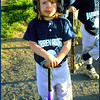 My six year old niece, Emily playing tee-ball. Taken this past Summer.
