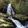 Spruce Flats Falls, Tremont, GSM