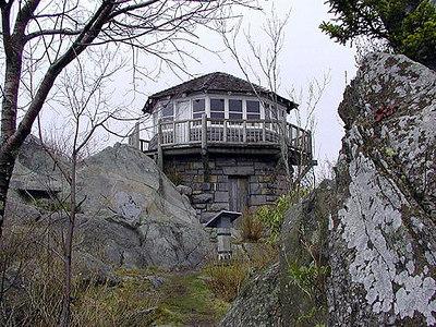 Mt. Cammerer Firetower GSMNP TN