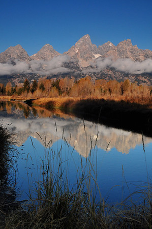Teton reflection I GYE #112