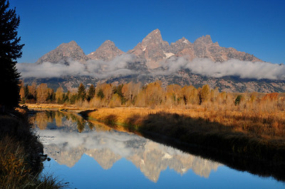Teton reflection II GYE #113