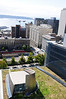 """Green Roof at Seattle City Hall.  More info is here:<br />  <a href=""""http://www.greenroofs.com/projects/pview.php?id=310"""">http://www.greenroofs.com/projects/pview.php?id=310</a>"""