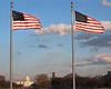 The glory of Washington DC. US Capitol --