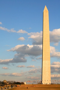 The glory of Washington DC. Washington Monument --