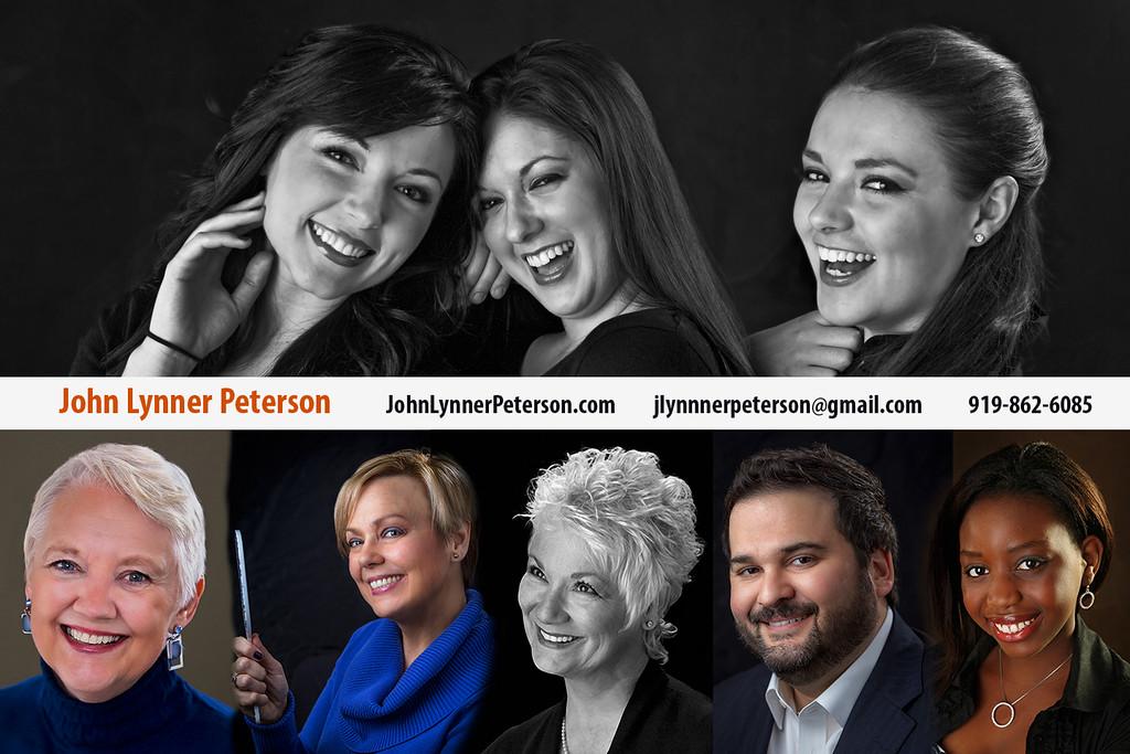 John Lynner Peterson Portraits