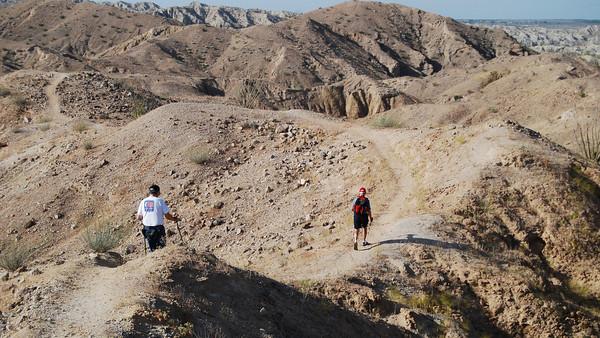 Grotto 1 - Mecca Hike